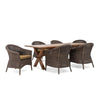 Cumberland 7pc Dining (6 chairs, 1 Table)