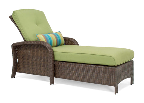 Sawyer Patio Chaise (Cilantro Green)