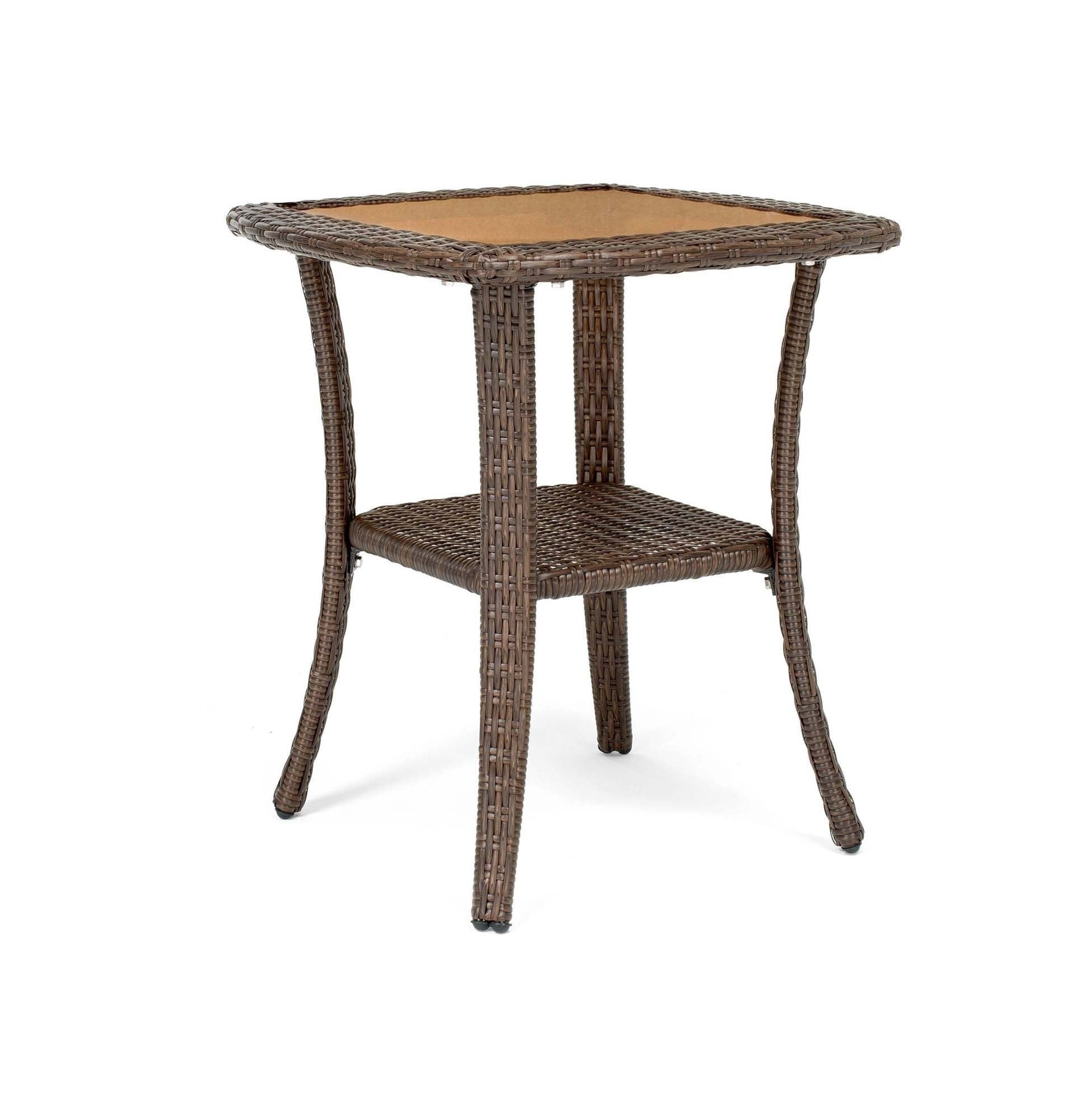 Sawyer Patio Side Table La Z Boy Outdoor
