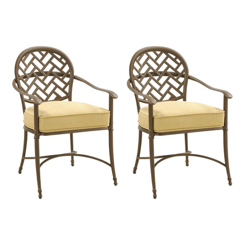 Dining - Charleston Patio Dining Chair (2 Pack)