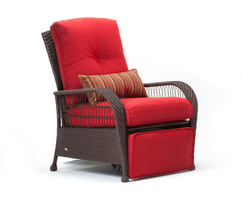 Recliner - Bristol Patio Recliner (Scarlet Red)
