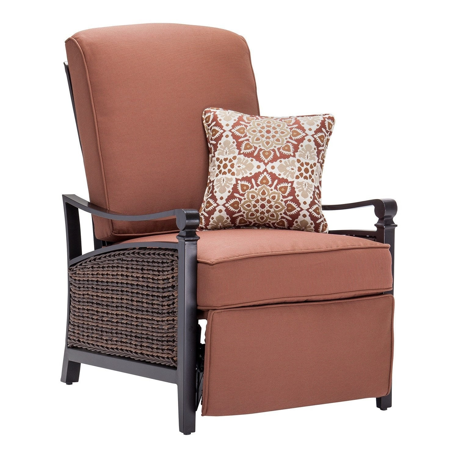 Carson patio recliner la z boy outdoor for Carson chaise lounge
