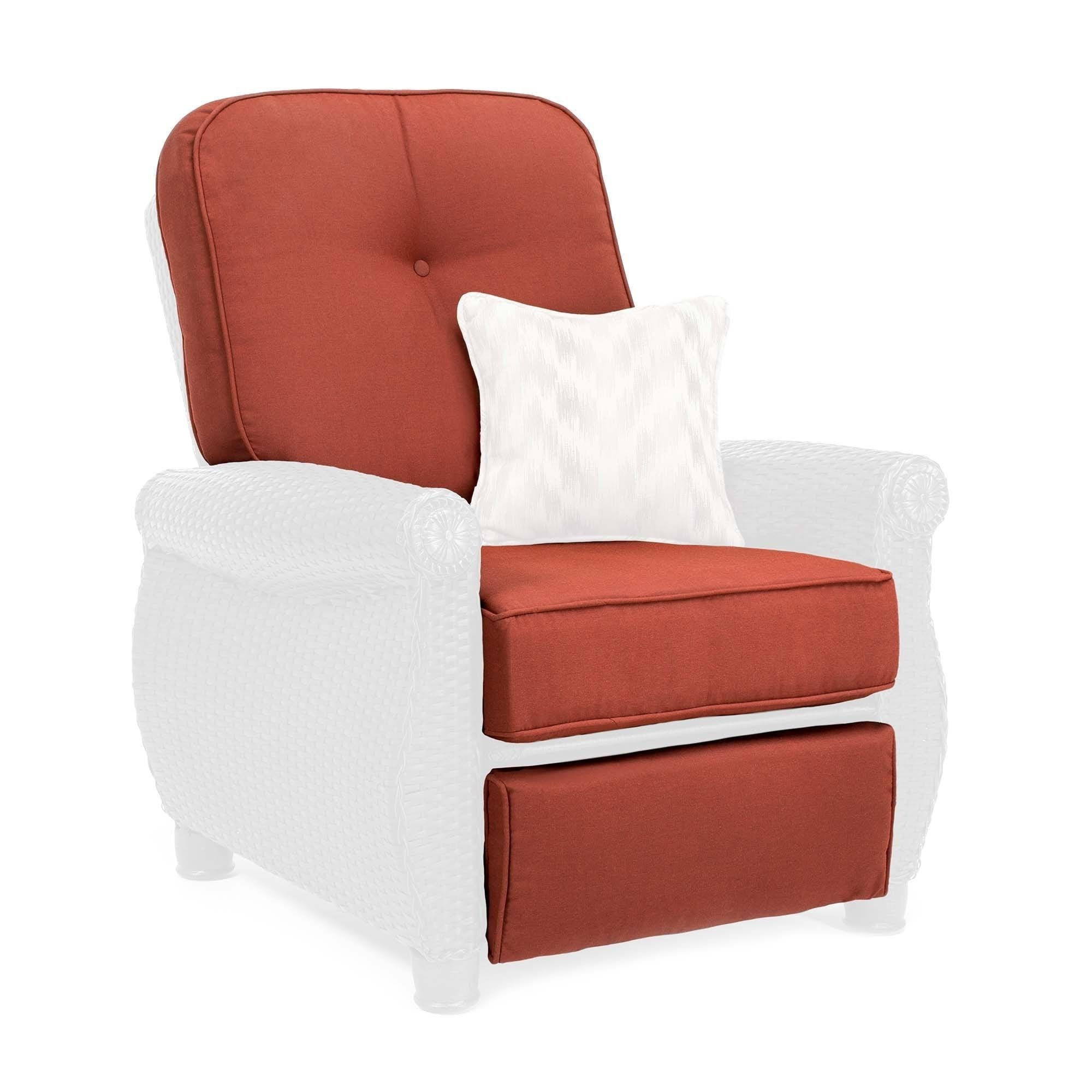 replacement cushions recliner replacement cushion set - Outdoor Replacement Cushions