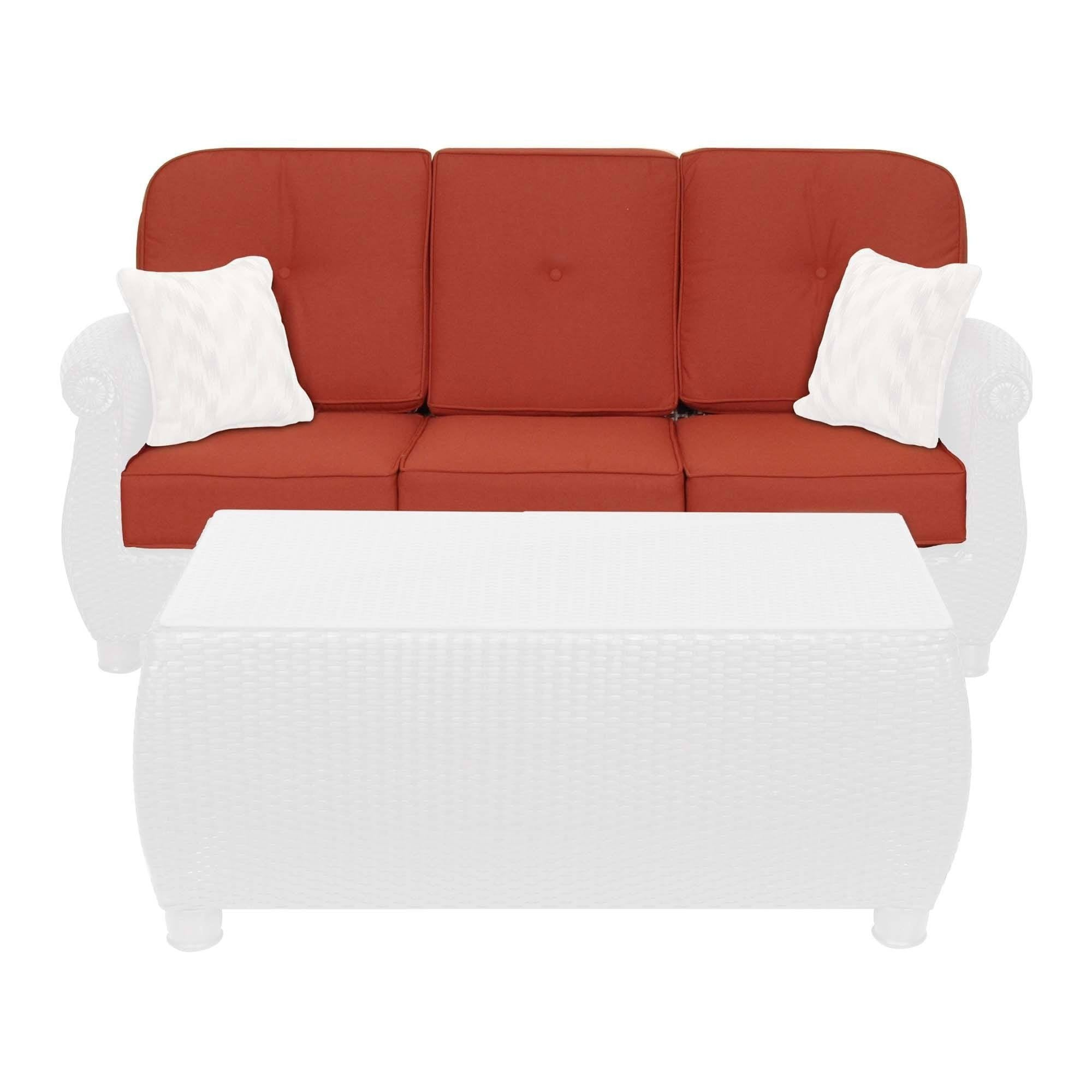 Replacement Cushions   Breckenridge Sofa Replacement Cushion Set