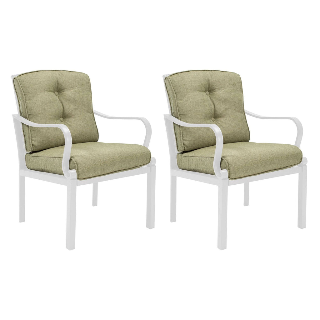 Replacement Cushions - Peyton Dining Chair Replacement Cushions (Set Of 2)