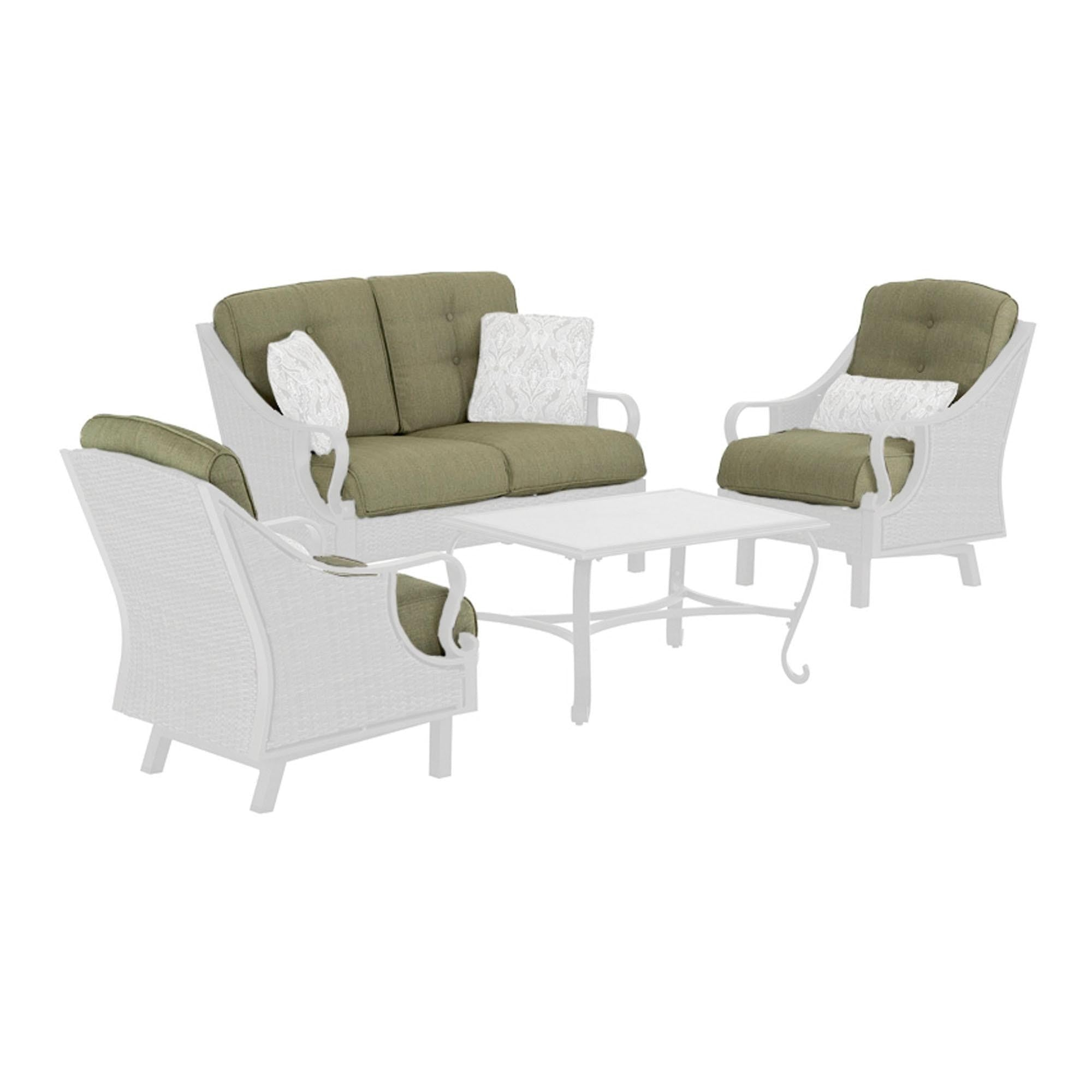 peyton patio seating set replacement cushions la z boy outdoor