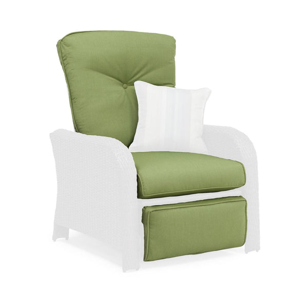 Sawyer Patio Recliner Replacement Cushion Cilantro Green