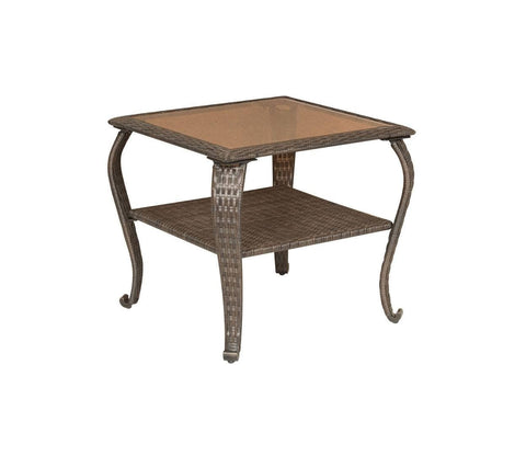 table patio side table