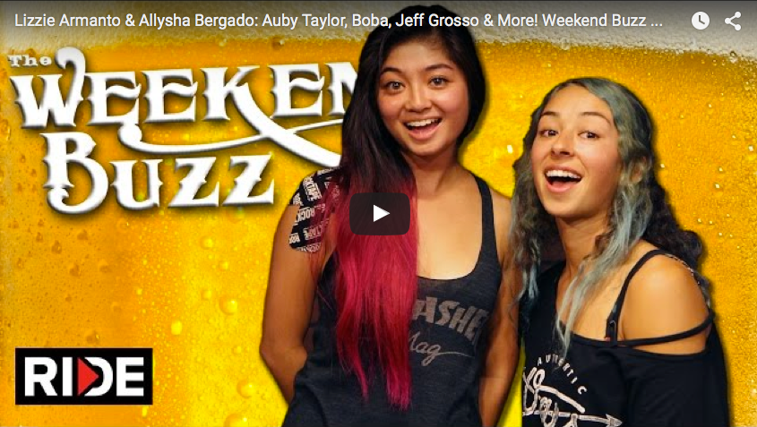 Allysha x Lizzie Weekend Buzz