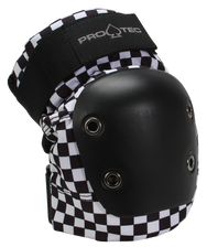 STREET KNEE PADS - CHECKER YOUTH HELMETS