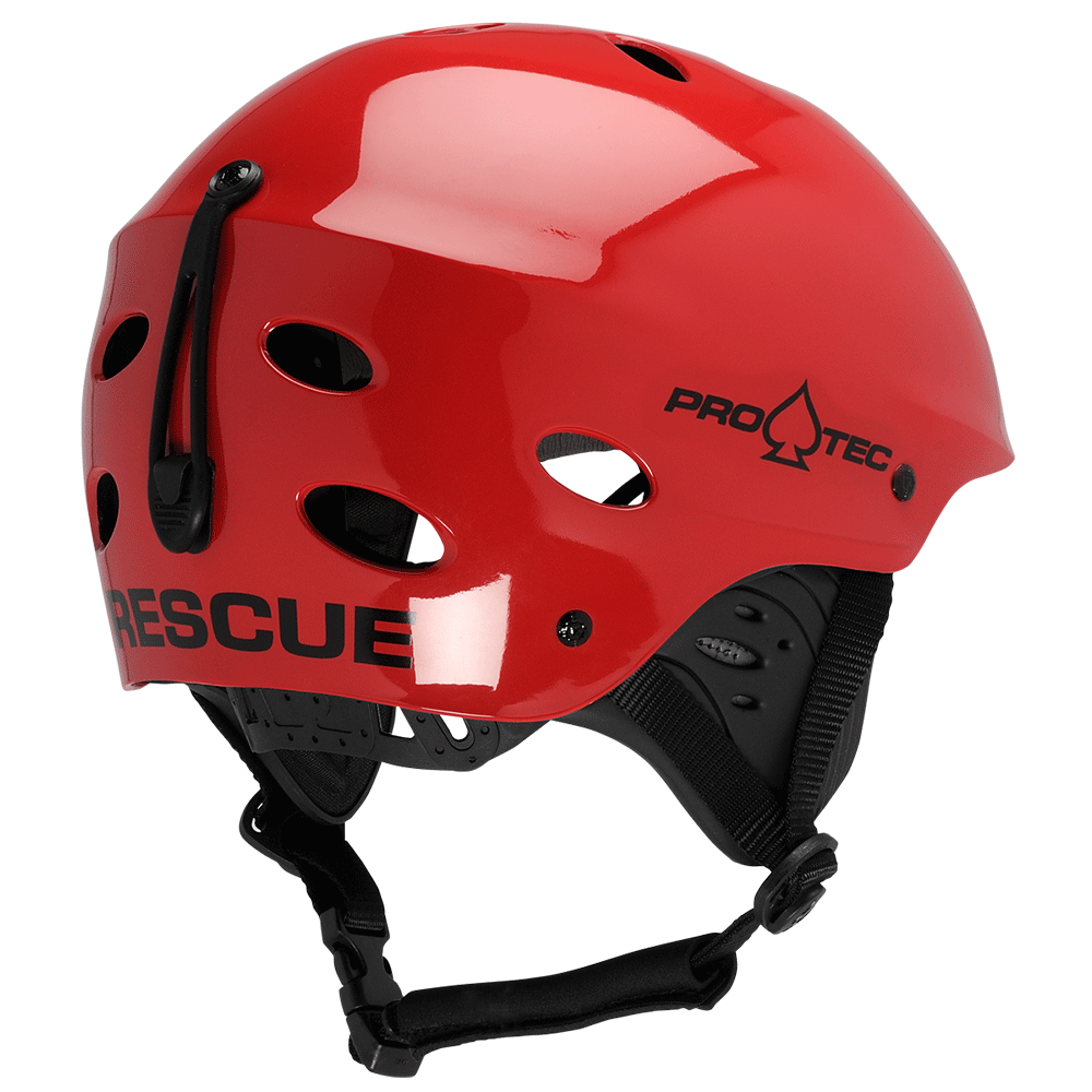 Ace Water Rescue - Gloss Red