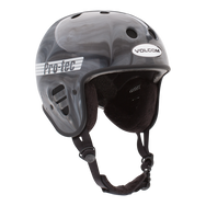 FULL CUT CERTIFIED SNOW VOLCOM COSMIC MATTER SNOW HELMET
