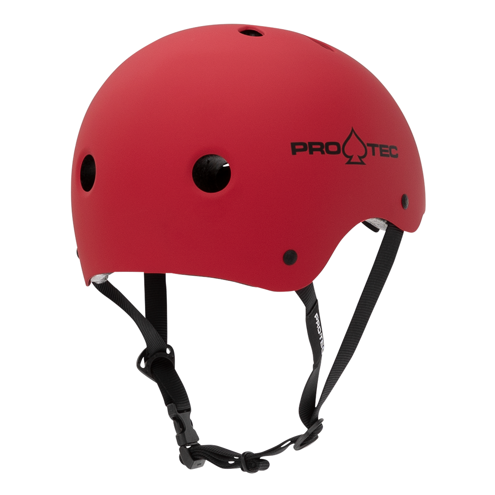 Classic - Matte Red (CERTIFIED)