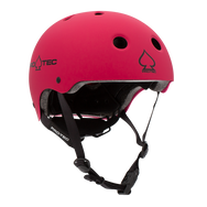 JR. CLASSIC FIT - MATTE PINK (CERTIFIED) INFANT BIKE HELMET