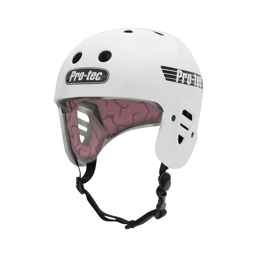 Gonz Full Cut Cert - Gloss White (Certified)