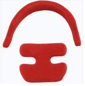 Classic Bucky Plus Liner Kit - Red