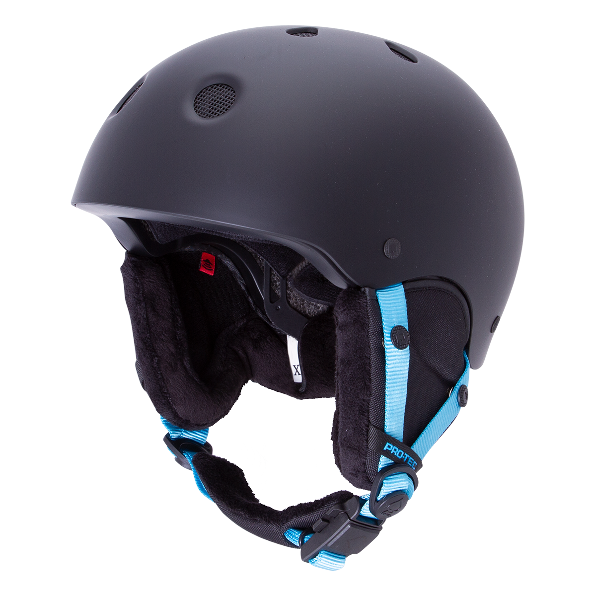 JR. Classic Certified Snow Matte Black / Bluebird