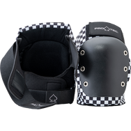 STREET KNEE PAD - OPEN BACK - CHECKER