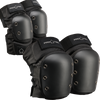 Knee/Elbow Pad Set - Black