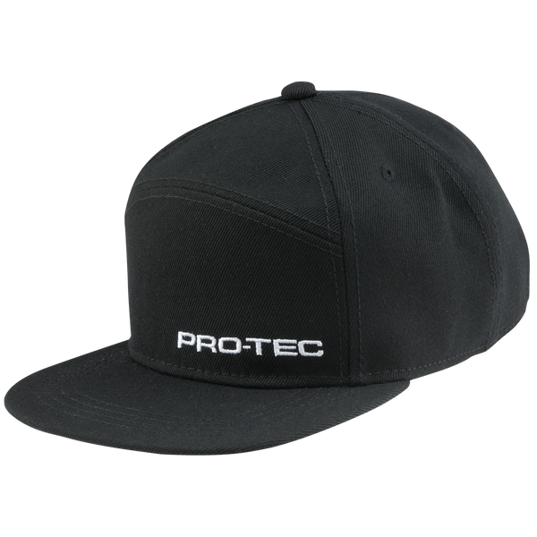 Pro-Tec Snap-Back Hat - Black