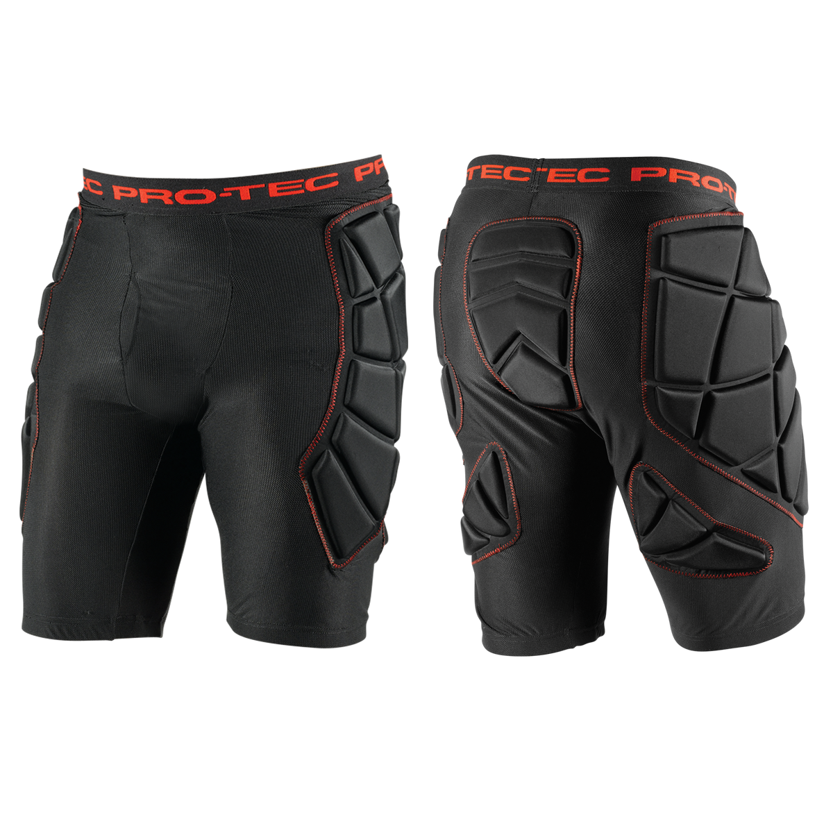 Mens IPS Hip Pad - Black