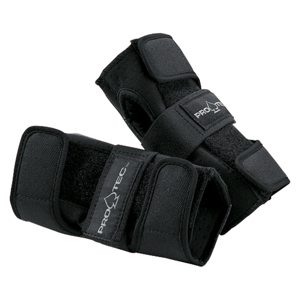 STREET WRIST GUARD - BLACK YOUTH HELMETS