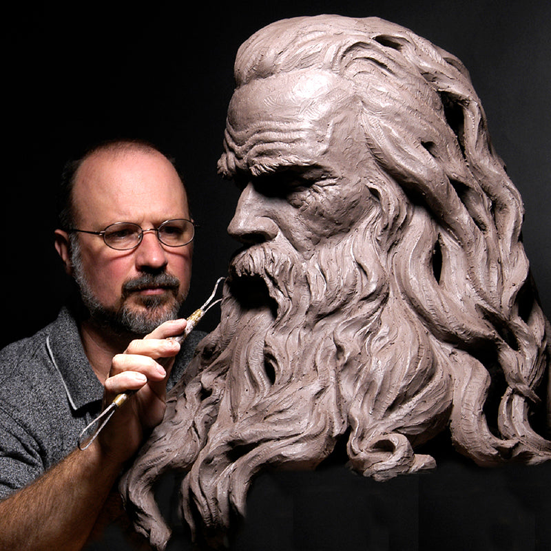 sculpting classes by Philippe Faraut