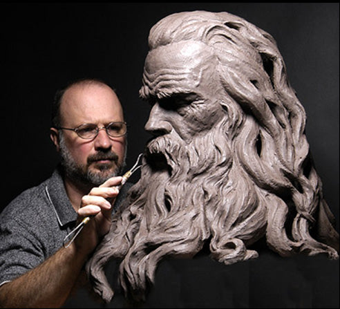 Sculpting Seminars with Philippe Faraut – PCF Studios