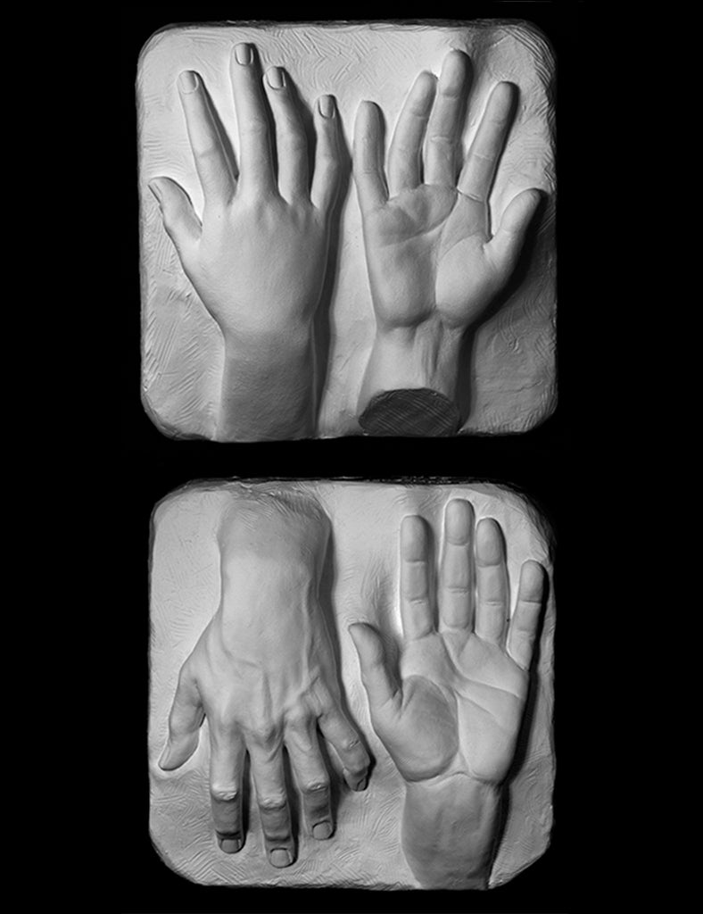 plaster casts for artists, anatomical casts for artists, plaster cast models, art reference casts, artist hand cast reference, drawing cast reference, cast drawing reference