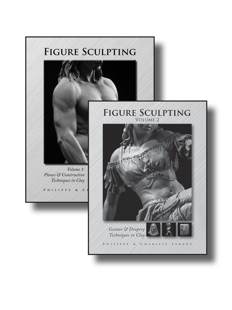 Figure Sculpting 2-Book Set