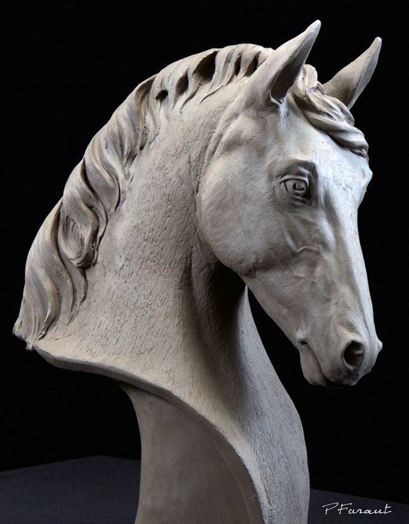 3-Day Animal Portrait Sculpting Seminar - June 28-30, 2019 - Honeoye, NY
