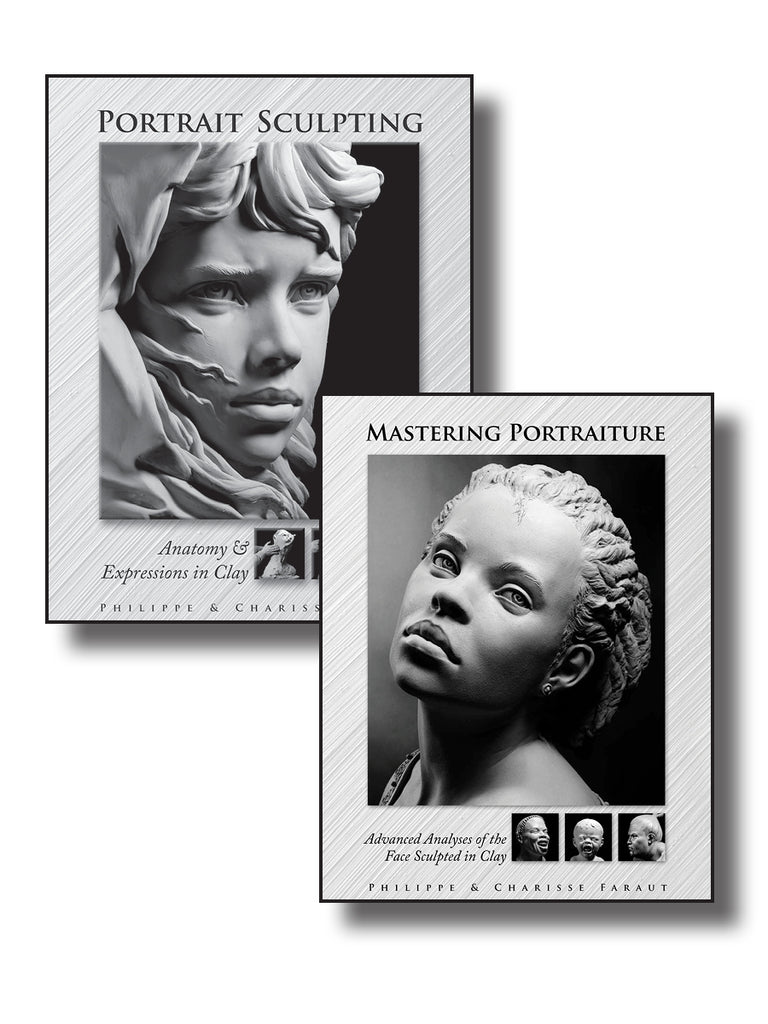 Portrait Sculpting 2-Book Set