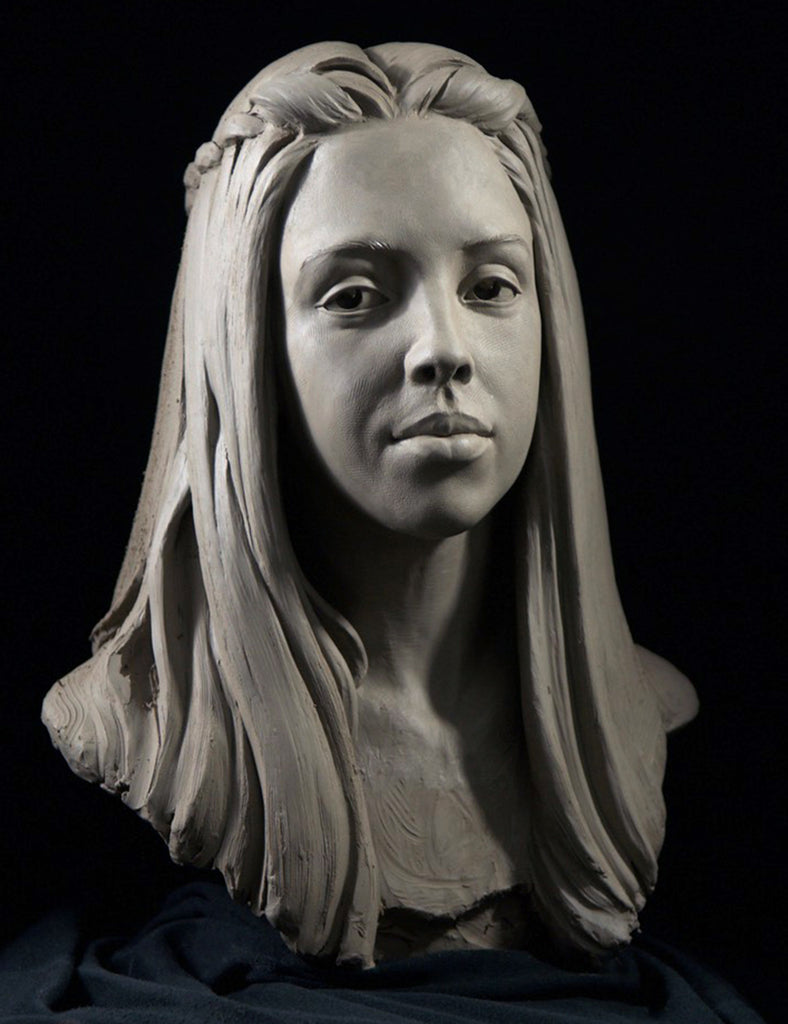 5-Day Advanced Portrait Sculpting Seminar - August 12-16, 2019 - Honeoye, NY