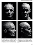 Mastering Portraiture book by Philippe Faraut sample page of likeness