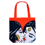 'STR8 Like a Jalebi' Tote Bag