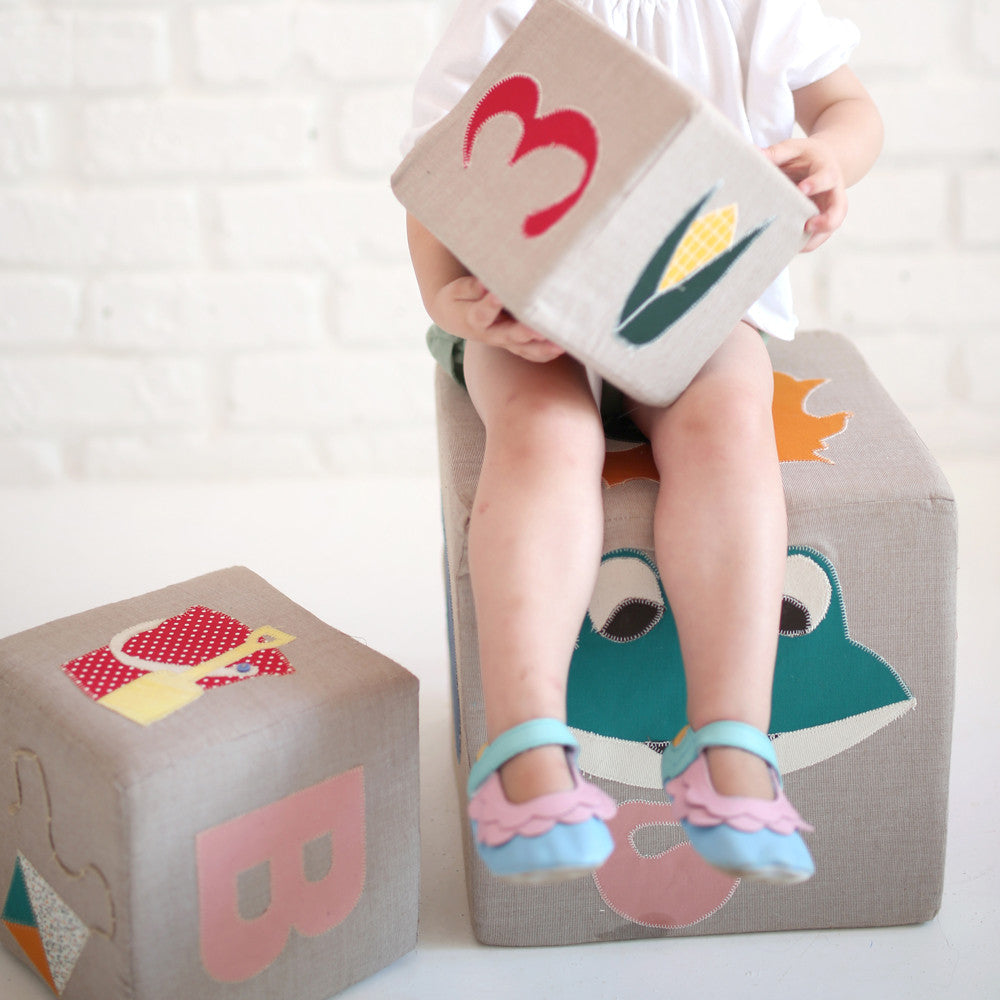SOFT BLOCKS FOR LITTLE PEOPLE