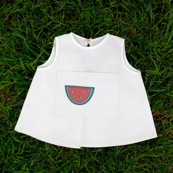 WATERMELON PINAFORE