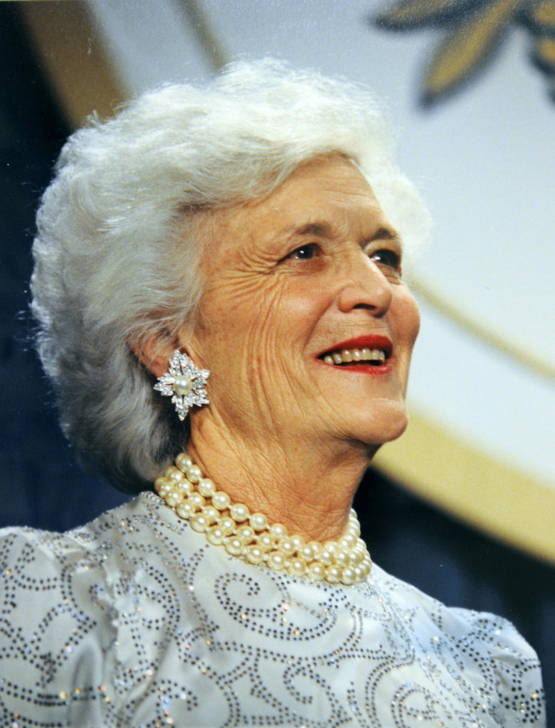 Barbara Bush her Decision, Barbara Ehrenreich and Hers
