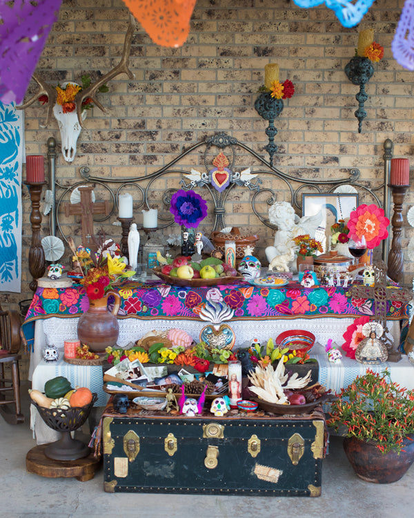 The Day of the Dead - a Joyful Celebration of Those Who Came Before