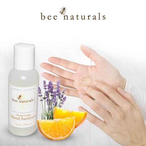 Bee Naturals Love from Head to Toe Care Box