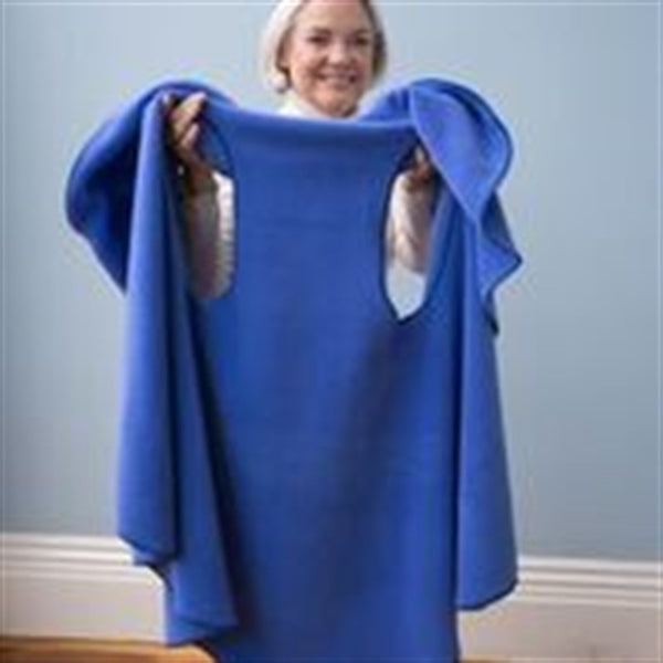 Adaptable Cape and Mitten Set