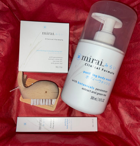 Body Beauty Gift Box