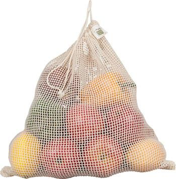 At Home - Organic Cotton Net Multi Use Bag