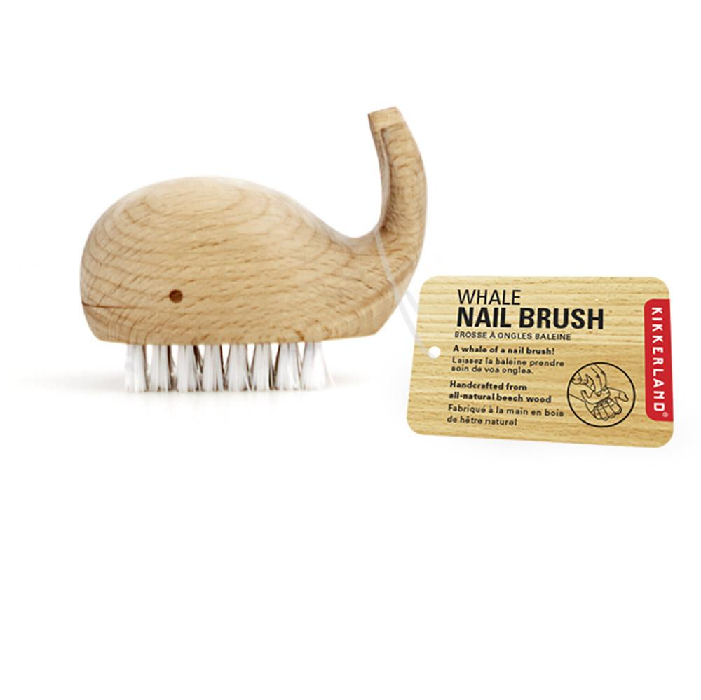 Gadget - Whale Nail Brush