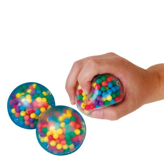 Health - Sensory Bead Balls | Set Of 3
