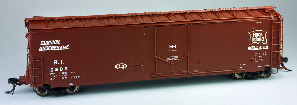 "11003 RI delivery, GA 50' RBL Sill 1/ 10'6"" Offset Door/ Wide Rods"