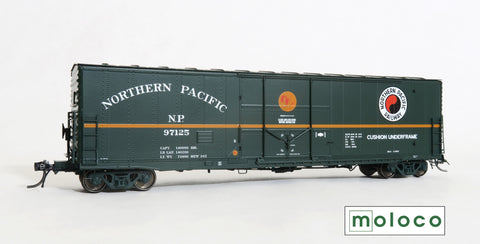 42008 NP Delivery NEW 3-67, FGE 50' RBL Plt B 7+7ADR 12-2 Ctr Door