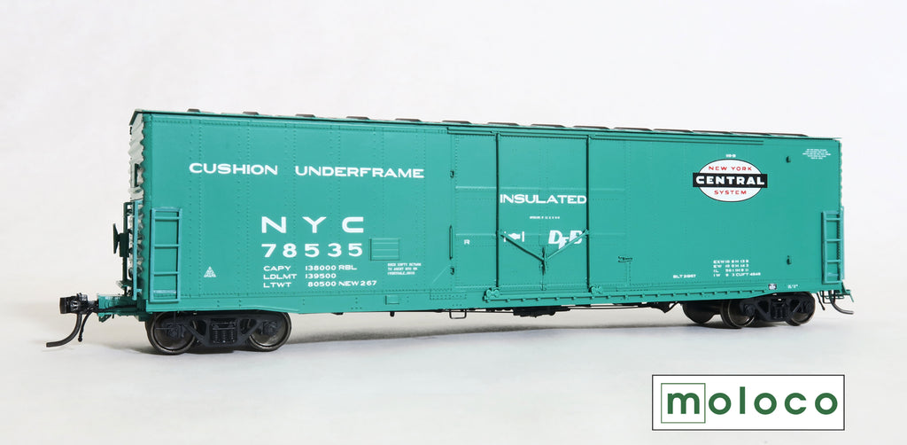 42010 NYC Delivery NEW 2-67, FGE 50' RBL Plt B 7+7ADR 12-2 Ctr Door