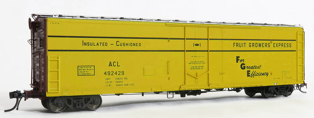 33001 ACL Delivery 5-65, FGE 50' RBL Plt B 7+7R 10-1 Ctr Door