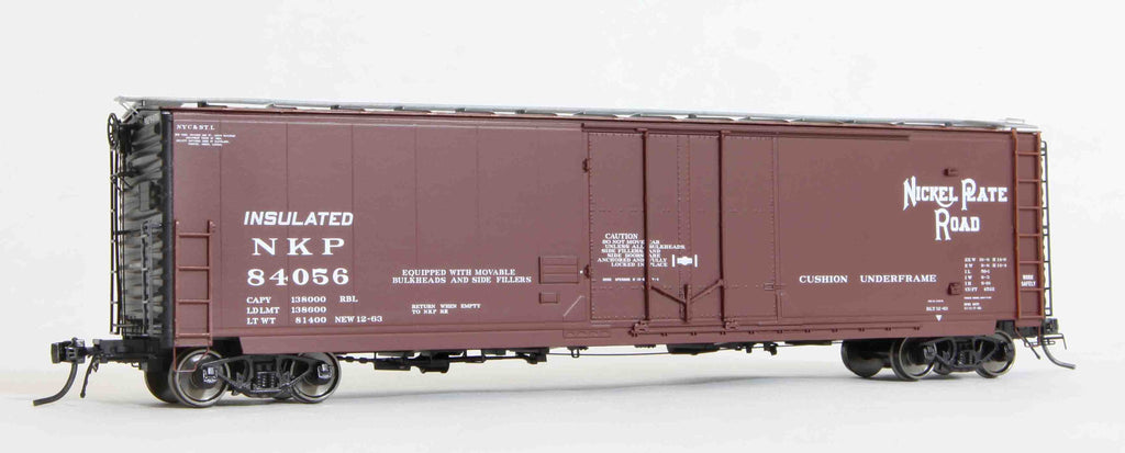 "13003 NKP delivery, GA 50' RBL Sill 1/ 10'6"" Offset Door/ Narrow Rods"